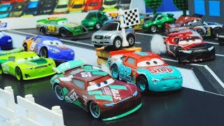 Cars 3 : Murray Clutchburn's New TeamMate Sheldon Shifter - StopMotion