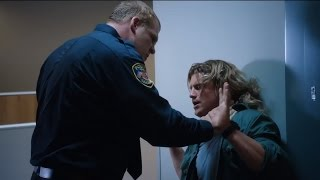 See Kane and Dolph Ziggler's big-screen fight scene in