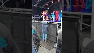 Baby Shark Paw Patrol PJ Masks Trolls Characters Dance Santa Pod 2018