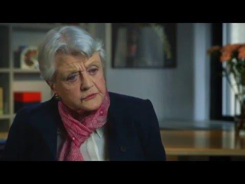 Angela Lansbury on THE MANCHURIAN CANDIDATE