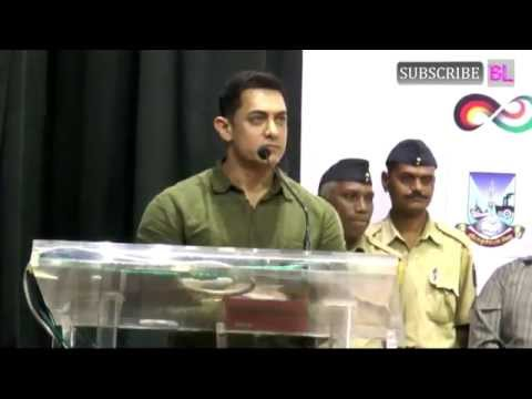 Aamir Khan launches book My Marathi Part 1