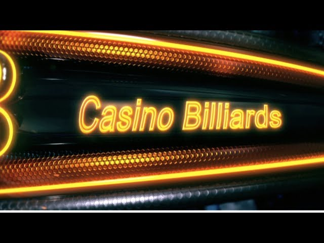 Casino Billiards Live Stream April 4-7
