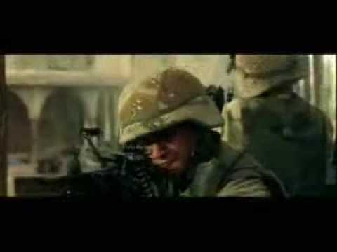 Black Hawk Down - Hands in the Sky