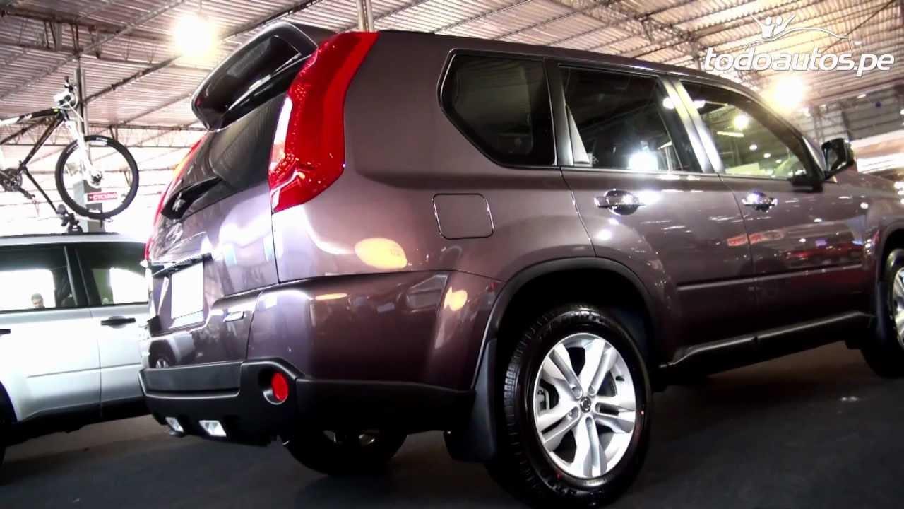 Nissan x trail 2013 фото
