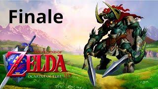 The Legend of Zelda: Ocarina of Time 3D Playthrough Part 33 (Finale)