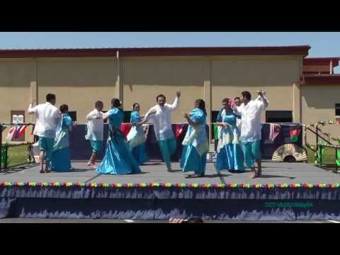 Pandanggo Sa Ilaw - Philippine Folk Dance By Travis Filipino Cultural Dancers May 4,2013 video