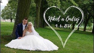svatba Nikol & Ondřej 2018