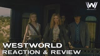 Westworld Season 2 Episode 6 - Explained and Review (Spoilers)