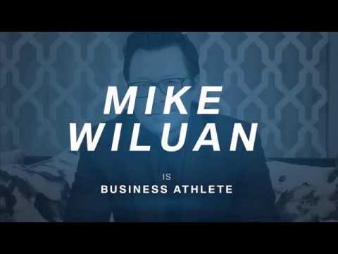 THE BUSINESS ATHLETE: MIKE WILUAN