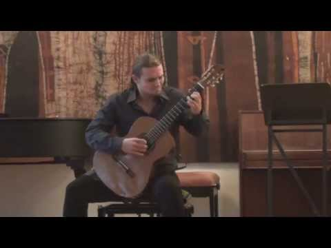 Johann Froberger - Suite In A Minor 1 Allemande