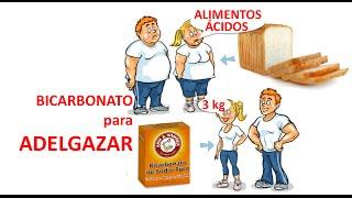 El bicarbonato y sus beneficios