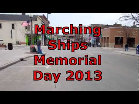Memorial Day 2013  Manitowoc Lincoln HS