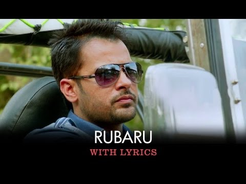 Rubaroo Song - Full Song With Lyrics - Saadi Love Story
