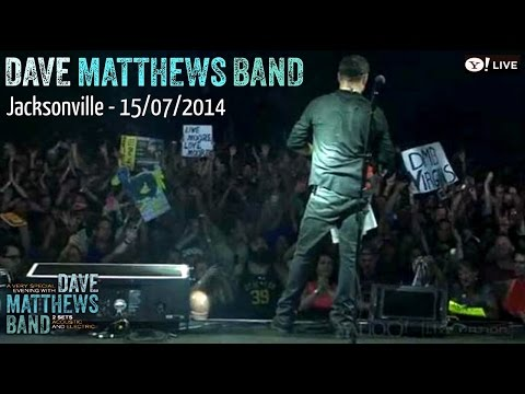 Dave Matthews Band - Jacksonville 15/07/2014 - Full DMB2SETS Audio
