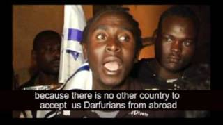 Israel embraces Darfur