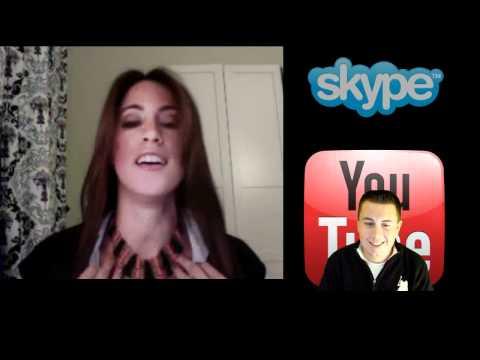 Amber Lee Ettinger/Obama Girl Interview With Derek Z