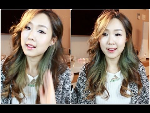 NEW KOREAN HAIR STYLE ♥ (+Giveaway Winner)