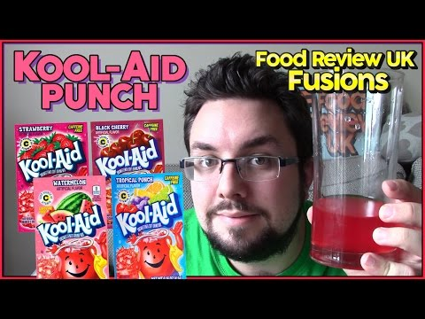 Kool-Aid Punch Review   FRUK Fusions