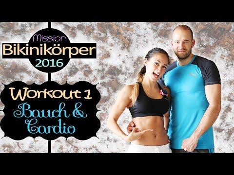 Bauch Workout - Sixpack für den Sommer - Hiit für Anfänger & Fortgeschrittene - mit & ohne Springen