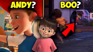Boo e Andy em Toy Story 4?