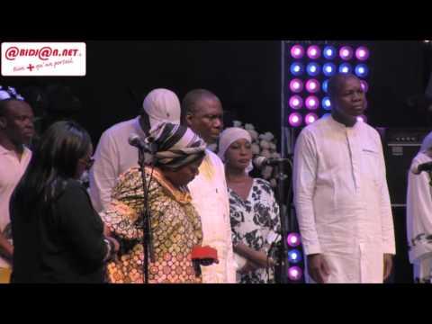 Papa Wemba fait Commandeur de l`Ordre national de Côte d`Ivoire à titre posthume.