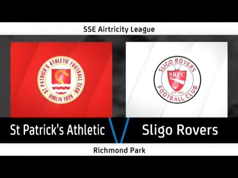 St Patrick's Athletic 0-3 Sligo Rovers