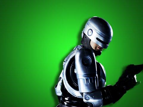 Terminator vs RoboCop. Behind the Scenes of Epic Rap Battles of History pt. 1