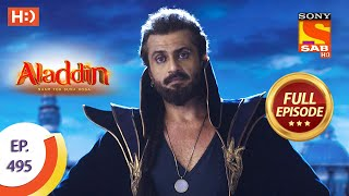 Aladdin - Ep 495 - Full Episode - 21st October 2020