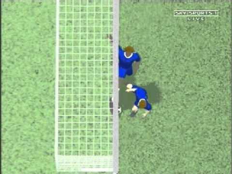 Luis Garcia ghost goal