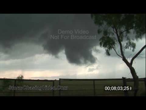 4/24/2011 Abilene to Baird, TX tornadoes