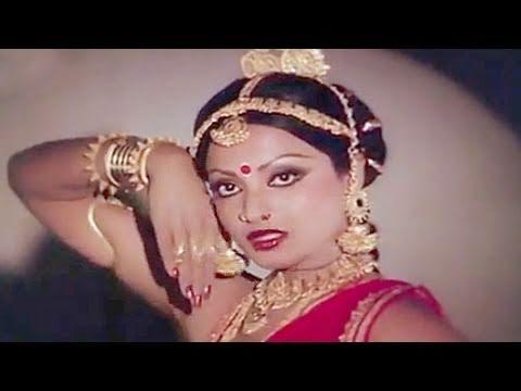 Aai Karke Shringar - Rekha Lata Mangeshkar Do Anjaane Song