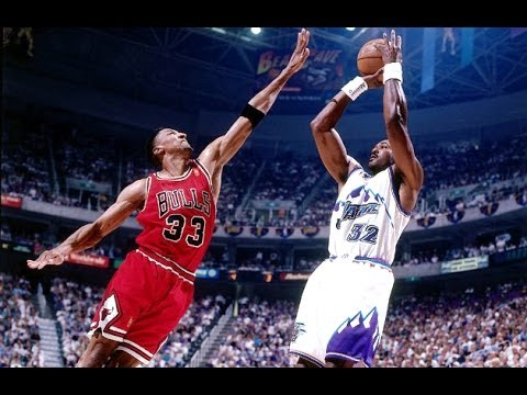 http://youtube.com/Scottie33Pippen This video displays the attributes that make Scottie Pippen one of the best NBA defenders of all-time. Few players, if any...