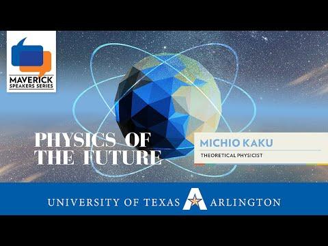 Maverick Speakers Series - Physicist Michio Kaku
