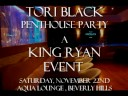 Penthouse Magazine, King Ryan Events, Miss Tori Black
