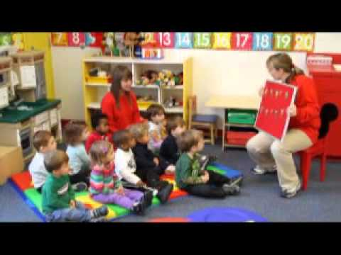 Toddlers Circle Time Caption Youtube