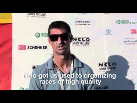 Nelo - NSC 2011 interviews - Carlos Cruz