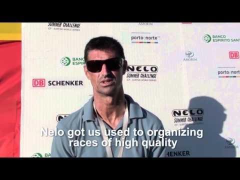 Nelo - NSC 2011 interviews - Carlos Cruz