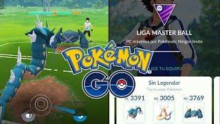 EL MEJOR EQUIPO SIN LEGENDARIOS  DE LA LIGA MASTER! [Pokémon GO-davidpetit]