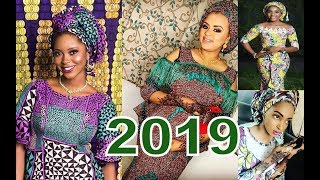 Top Prettiest hausa Atamfa Styles for 2019