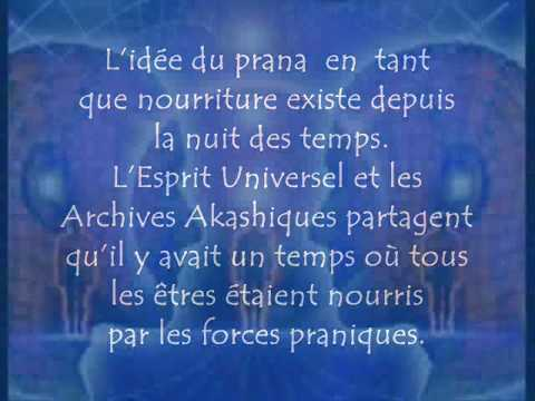 VIVRE DE PRANA - PRANIC-LIVING in French with Jasmuheen