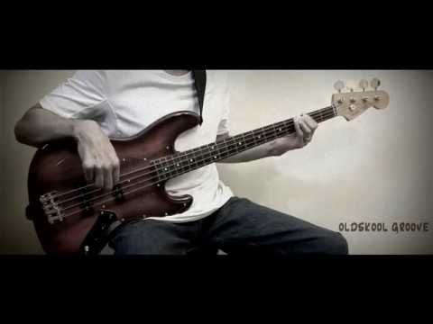 Bell & James - Livin' It Up (Friday Night) Bass Cover