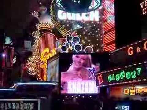 Iklan Sexy & Seronok klub telanjang bugil di Las Vegas