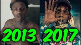 The Evolution of Famous Dex
