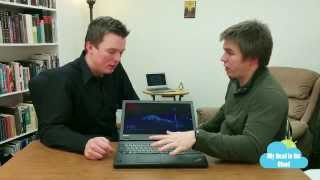 Lenovo ThinkPad T540p Review (Ep: 4) My Head in the Cloud