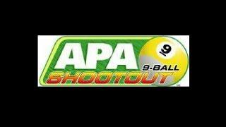 APA 9-Ball Ladies Singles Qualifier 1-26-2018