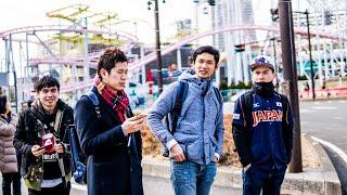 「CUỘC SỐNG NHẬT 9」Gặp gỡ các Youtuber Nhật Bản- Plena Phan, Đức Hải, DEGO TV, Đức Mai   Nico Chin