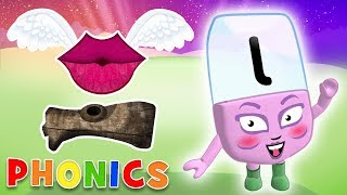 Phonics - Learn to Read | The Letter 'L'