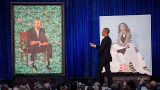 Barack Obama thanks portrait artist for capturing Michelle's 'hotness'