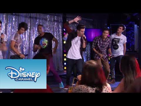 Violetta: Los chicos cantan ¨Luz, Cámara, Acción¨ (Ep 65 Temp 2)