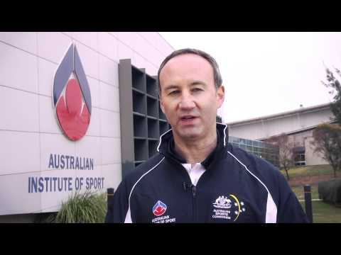 Video message from Australian Institute of Sport Director Matthew Favier